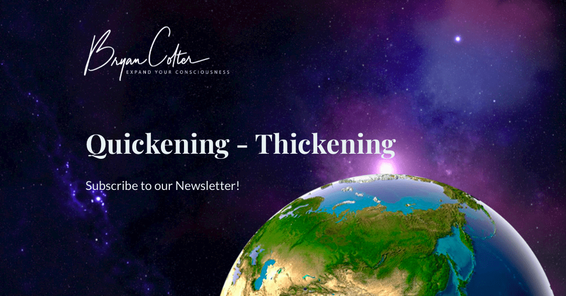 Quickening – Thickening